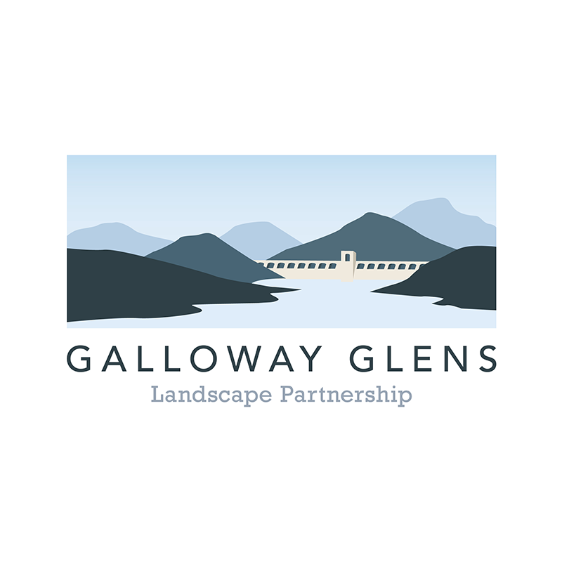 Galloway Glens Landscape Partnership Logo