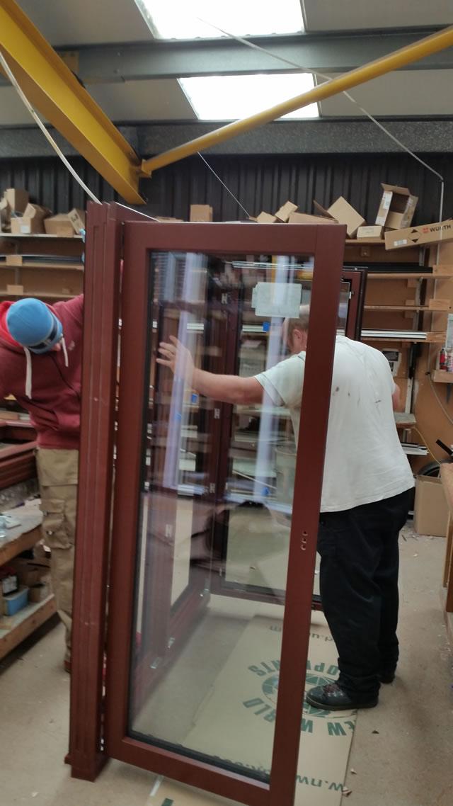 Timber Alu Clad