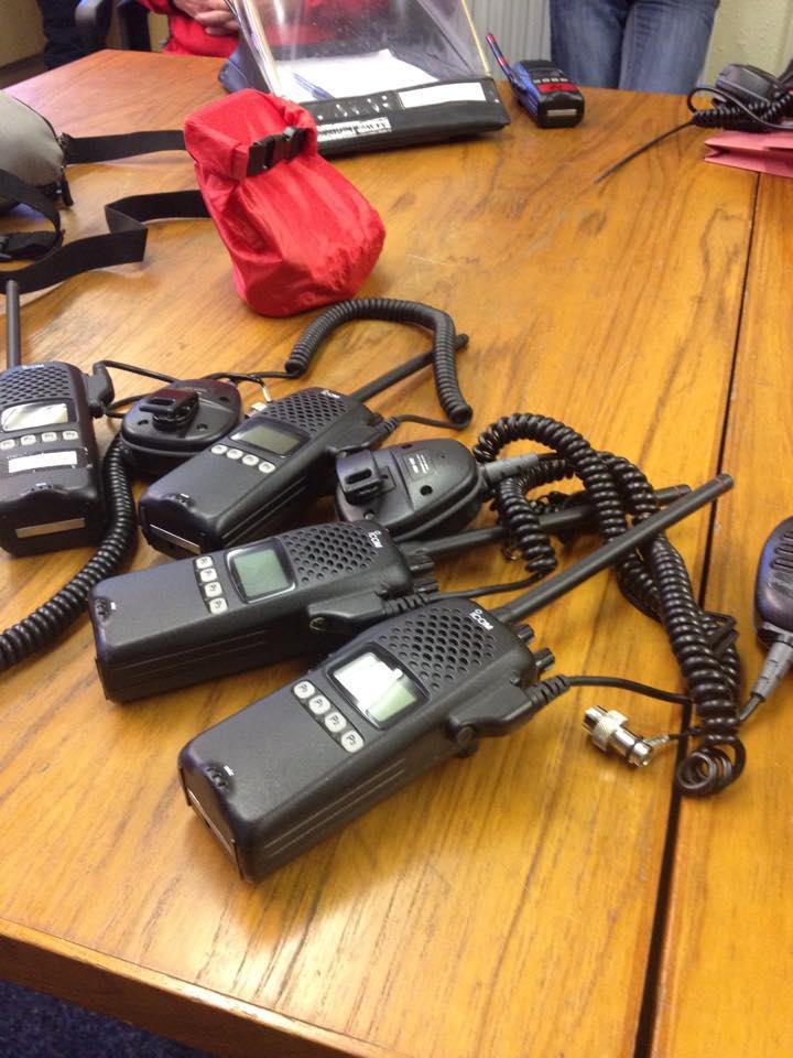 GMRT radios